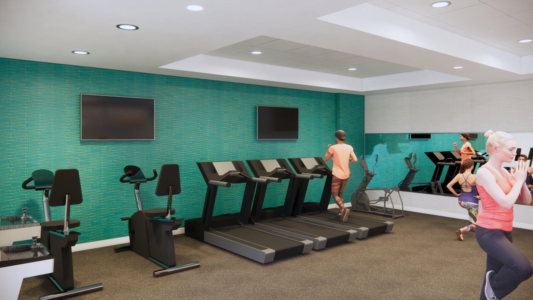 08 Fitness Room