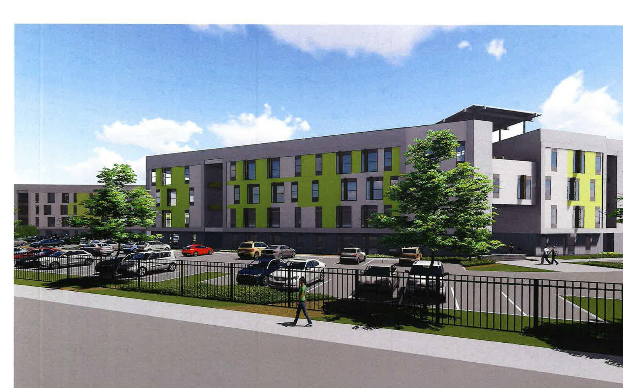 Aspire at Tampico Provides Class A Affordable Housing 1